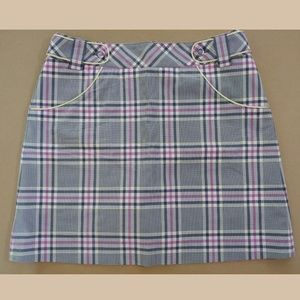 Cutter Buck Golf Skirt Size 6